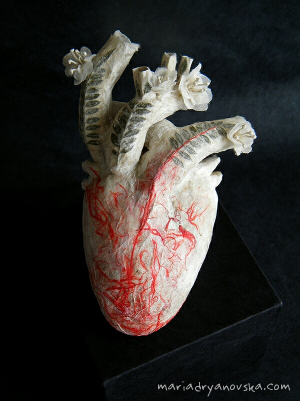 хартиено сърце 1