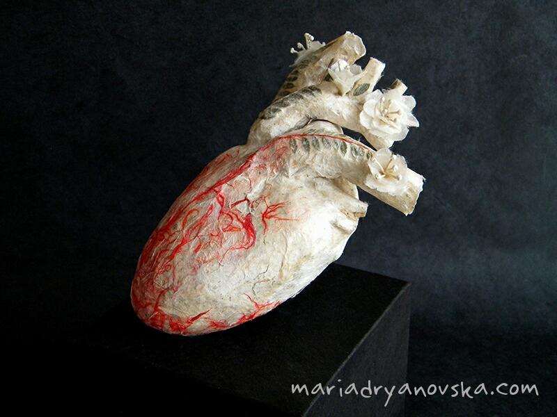 хартиено сърце 5