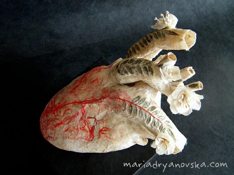 хартиено сърце 3